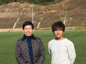 2月15日浜口 草太 選手